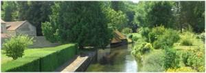 Essonne, Île-de-France, France, Patrimoine environnemental, eau