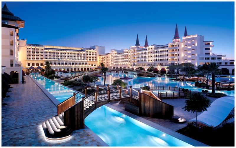 Le Mardan Palace Hôtel, Antalya