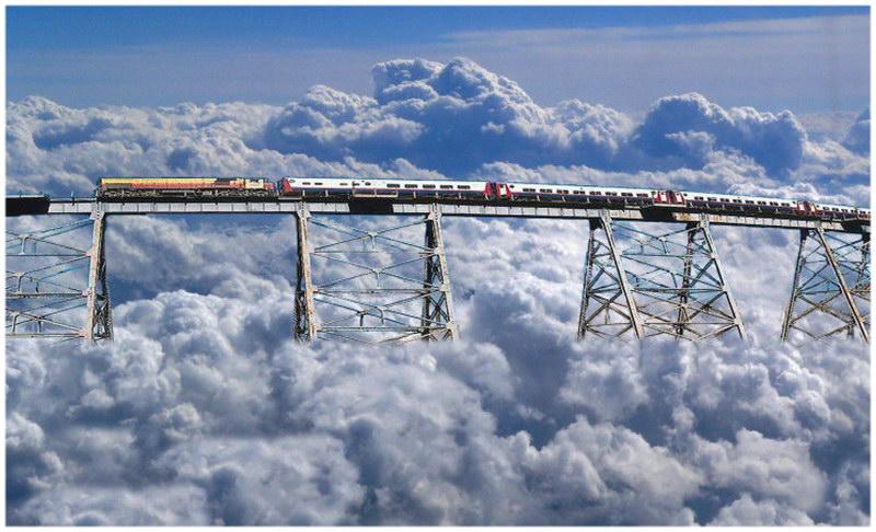 Le train des nuages, en Argentine