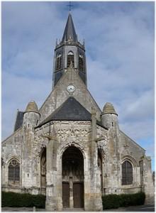 Maignelay-Montigny, Oise, Picardie, France, eglise ste-marie-mad