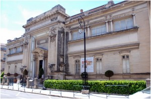 Nîmes,Gard, Languedoc-Roussillon,France, musee des beaux ar