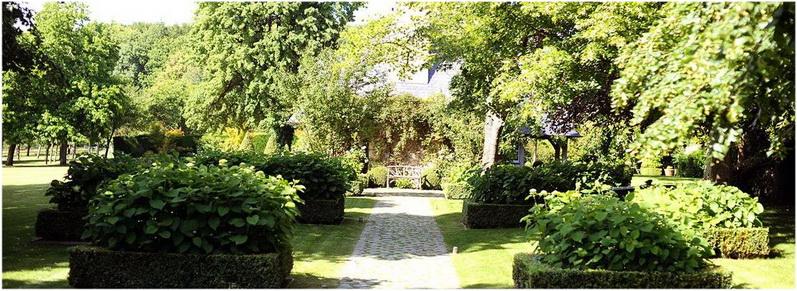 Trappes,Yvelines, Île-de-France, France, espace vert-jardin