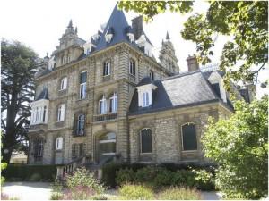 Trappes,Yvelines, Île-de-France, France, chateau reine amlie
