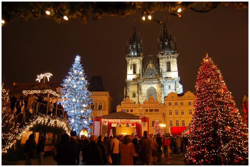 Prague,Tchèque