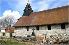Rémécourt, Oise, Picardie, France, eglise