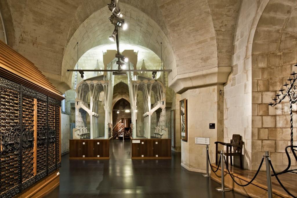 Mus U00e9e De La Sagrada Familia  Barcelone