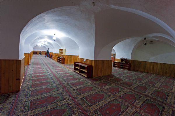 La Mosquée Souterraine