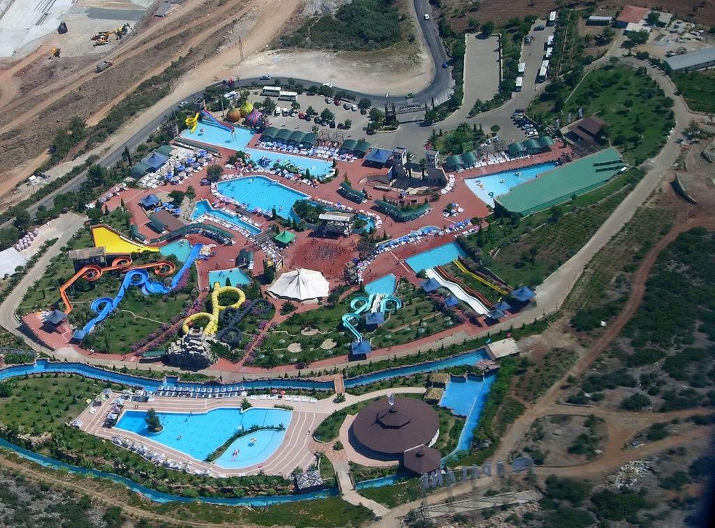 parc aquatique turquie