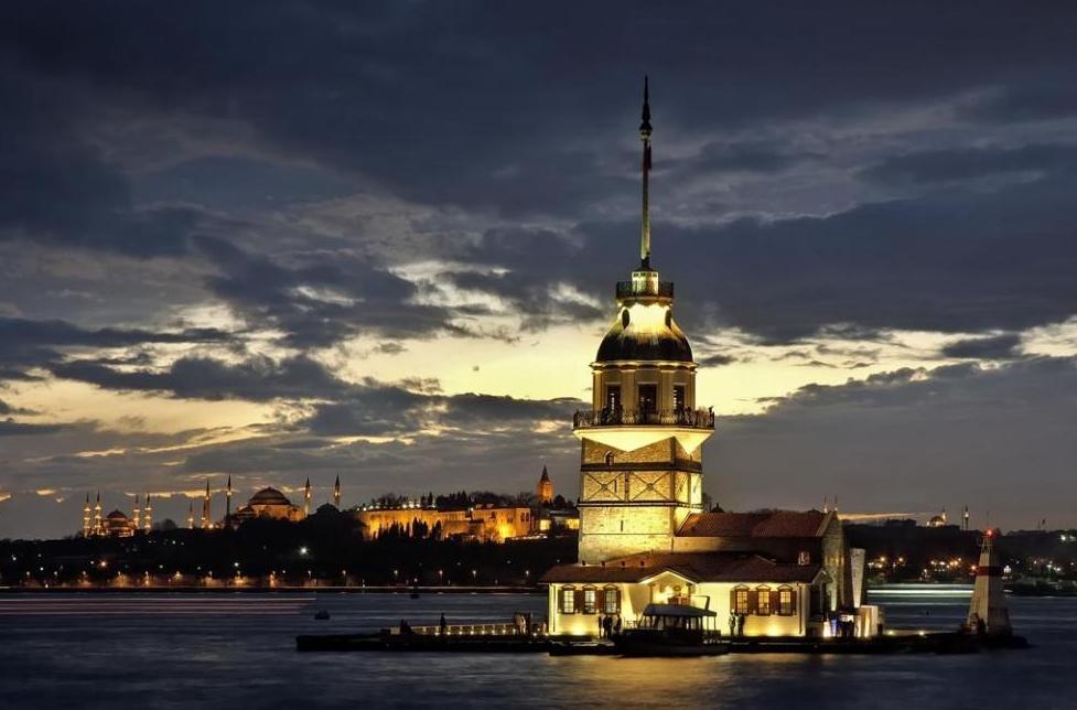 Tour de Léandre, Istanbul, Turquie
