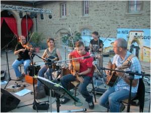 Isere, Auvergne-Rhone-Alpes, France, festivites