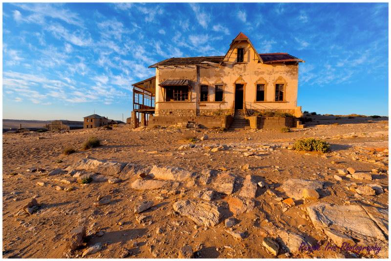 Kolmanskop (Namibie)