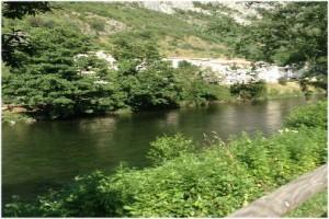 L'Ariege,Languedoc-Roussillon-Midi-Pyrenees, France, hydrogr