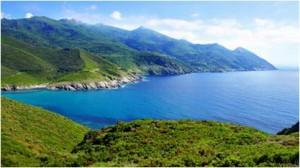 La Haute-Corse, Corse, France, nature