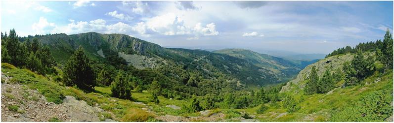 LaLozere,Languedoc-Roussillon-Midi-Pyrenees, France, col-aig