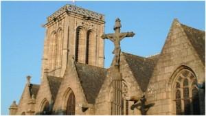 Lannion,Cotes-d'Armor, Bretagne, France, patrimoine religieux