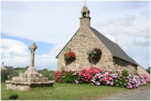 Plouguiel,Cotes-d'Armor, Bretagne, France, chapelle