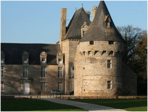 Plouguiel,Cotes-d'Armor, Bretagne, France, chateau de keralio