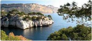 Provence-Alpes-Cote d'Azur, France, calanques