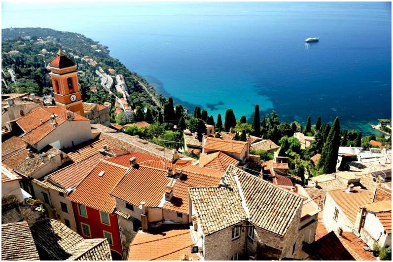 Roquebrune-Cap-Martin, Alpes-Maritimes, France
