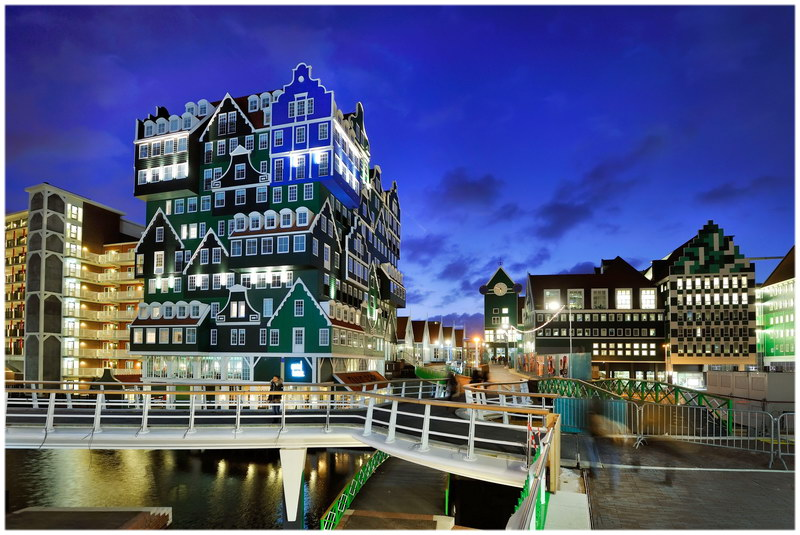 Zaandam, Pays-Bas