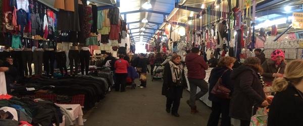 Marché de Yesilköy