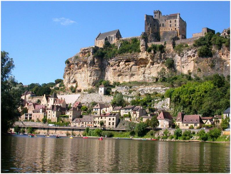 Beynac-et-Cazenac, la Dordogne, France