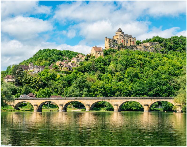 Castelnaud-la-Chapelle,laDordogne, Aquitaine-Limousin-Poitou