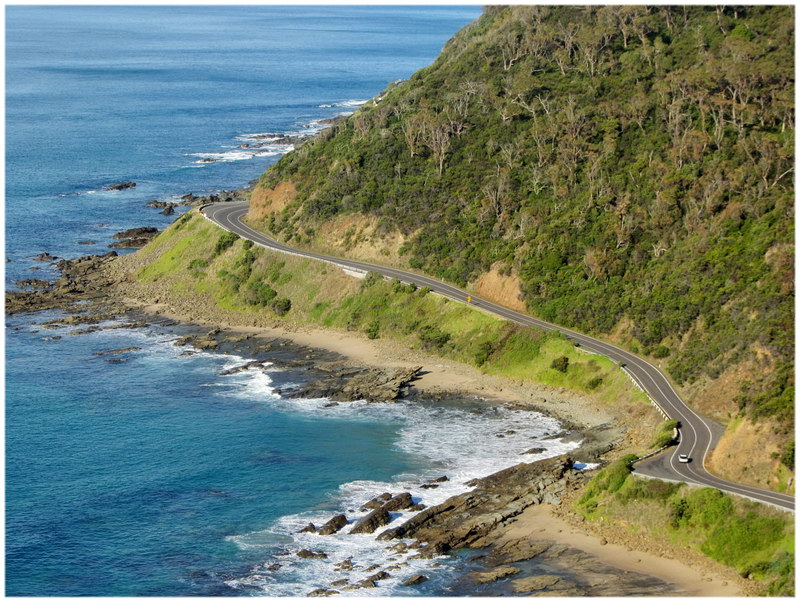 GREAT OCEAN ROAD - AUSTRALIE.