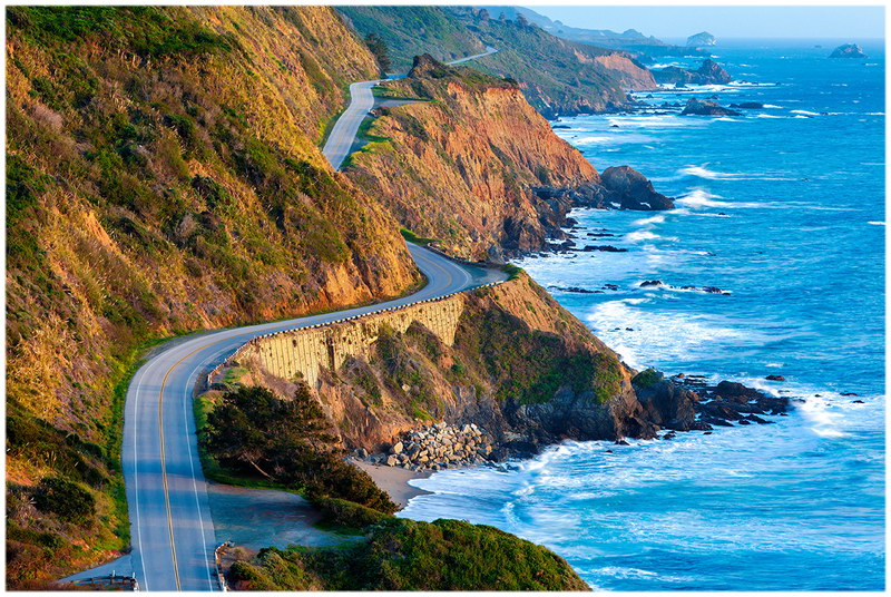 LA PACIFIC COAST HIGHWAY 1 - ÉTATS-UNIS
