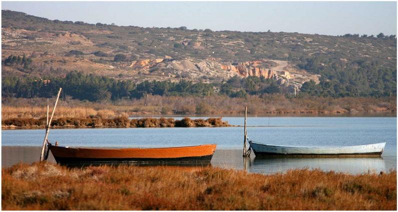 L'Aude, Languedoc-Roussillon, France