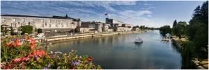 CognacLaCharente, Aquitaine-Limousin-Poitou-Charentes, France,