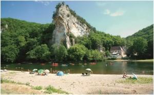 La Dordogne,Aquitaine-Limousin-Poitou-Charentes, France, natur