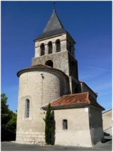 La Dordogne,Aquitaine-Limousin-Poitou-Charentes, France, saint