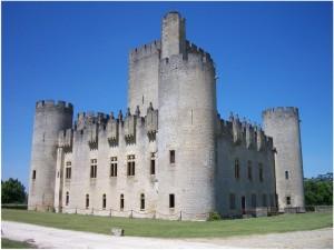 La Gironde, Aquitaine-Limousin-Poitou-Charentes, France, chate