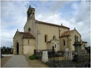 La Gironde, Aquitaine-Limousin-Poitou-Charentes, France, eglis
