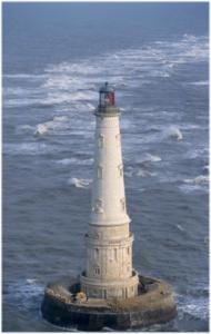 La Gironde, France,phare-de-cordouan