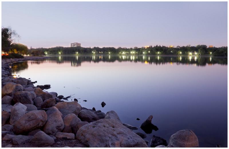 Lac Wascana, Regina, Saskatchewan