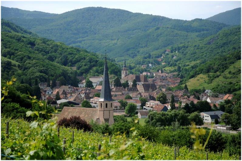 Le Bas-Rhin, Alsace, France