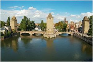 Le Bas-Rhin, Alsace, France, environnement