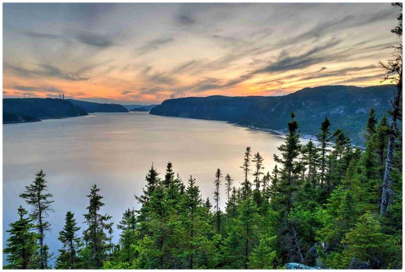 Le Fjord au Saguenay