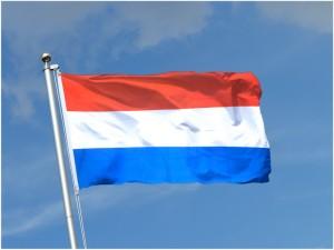 Le Luxembourg, le Grand-Duché, le drapeau