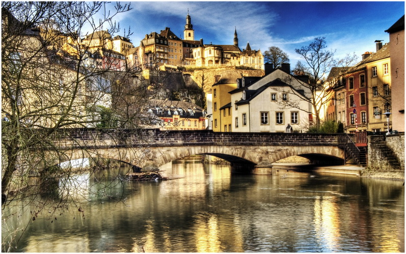 Le Luxembourg, le Grand-Duché