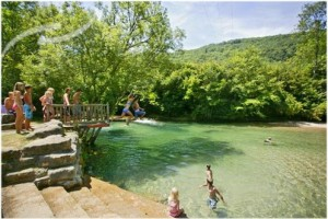 LePérigord,laDordogne, France, tourisme-camping