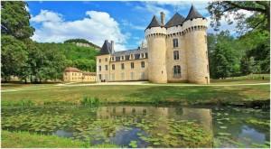 LePérigord,laDordogne, France, chateau