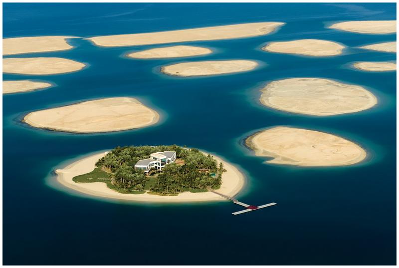 Les îles du monde