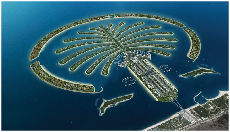 Les Palm Islands