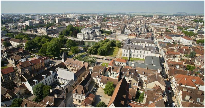 Nombre De Ville Et Village En France