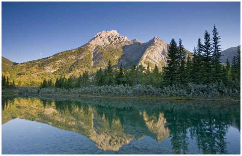 Pays de Kananaskis, Alberta.