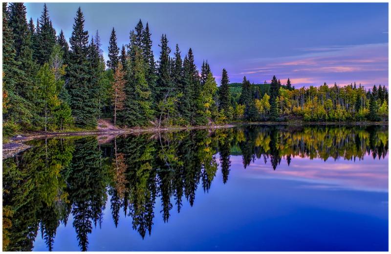Pays de Kananaskis, Alberta