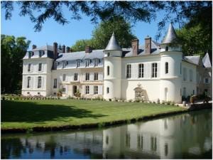 Val-d'Oise,Île-de-France, France, patrimoine-chateau